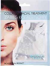 Parfumuri și produse cosmetice Mască de colagen cu extract de perle pentru față - Beauty Face Collagen Hydrogel Mask