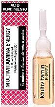 Parfumuri și produse cosmetice Fiole pentru păr - Nuggela & Sule' Multivitamin Energy Ampoule