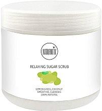 Parfumuri și produse cosmetice Peeling de corp cu zahăr - Naturativ Naturativ Relaxing Body Sugar Scrub