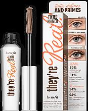 Parfumuri și produse cosmetice Primer pentru gene - Benefit They're Real Tinted Lash Primer
