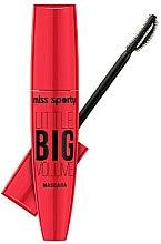 Parfumuri și produse cosmetice Rimel pentru gene - Miss Sporty Little Big Volume Mascara