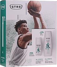Parfumuri și produse cosmetice STR8 All Sport - Set (deo/150ml + sh/gel/400ml)