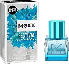 Parfumuri și produse cosmetice Mexx Festival Splashes Man - Apă de toaletă