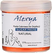 Parfumuri și produse cosmetice Pastă pentru epilare - Alexya Sugar Paste For Depilation Natural