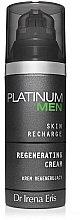 Parfumuri și produse cosmetice Cremă regeneratoare de față - Dr Irena Eris Platinum Men Regenerating Cream