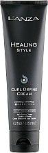 Parfumuri și produse cosmetice Cremă pentru păr - Lanza Healing Style Curl Define