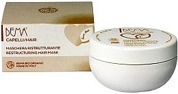 Parfumuri și produse cosmetice Mască pentru regenerarea părului - Bema Cosmetici Bema Love Bio Restructuring Hair Mask
