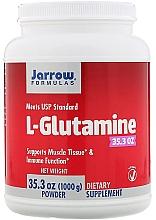 "Parfumuri și produse cosmetice Supliment alimentar ""L-Glutamină Pulbere"" - Jarrow Formulas L-Glutamine Powder"