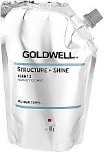 Parfumuri și produse cosmetice Cremă neutralizantă de păr - Goldwell Structure + Shine Agent 2 Neutralizing Hair Cream