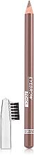 Parfumuri și produse cosmetice Creion pentru sprâncene - Luxvisage Eyebrow Pencil