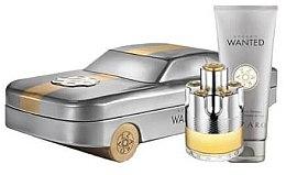 Parfumuri și produse cosmetice Azzaro Wanted Set - Set (edt/50ml+shm/100ml)