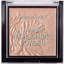 Parfumuri și produse cosmetice Pudră-iluminator de față - Wet N Wild MegaGlo Highlighting Powder (9 g)