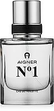 Parfumuri și produse cosmetice Aigner No 1 - Apa de toaletă