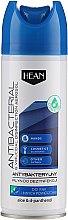 Parfumuri și produse cosmetice Spray antibacterian cu aloe și pantenol - Hean Aloe & D- Panthenol Antibacterial Aerosol