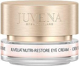Parfumuri și produse cosmetice Cremă nutritivă pentru zona din jurul ochilor - Juvena Juvelia Nutri Restore Eye Cream