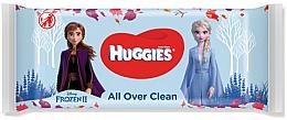 """Parfumuri și produse cosmetice Șervețele umede pentru copii """"Natural Care Disney"""" - Huggies"""
