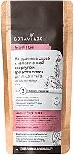 Parfumuri și produse cosmetice Scrub uscat din sâmbure de nuc, ulei de coacăz negru, primulă, limba mielului - Botavikos Recovery & Care