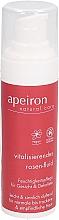 Parfumuri și produse cosmetice Fluid pentru față - Apeiron Vitalising Rose Fluid