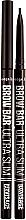 Parfumuri și produse cosmetice Creion mecanic pentru sprâncene - Luxvisage Brow Bar Ultra Slim