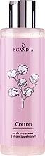 "Parfumuri și produse cosmetice Гель для умывания ""Хлопок"" - Scandia Cosmetics Cotton Gel"