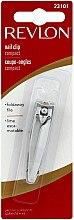 Parfumuri și produse cosmetice Unghieră pentru unghii - Revlon Nail Clip Compact