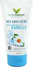 """Parfumuri și produse cosmetice Cremă de mâini """"Sare de mare și mușețel"""" - Cosnature Med Hand Cream"""