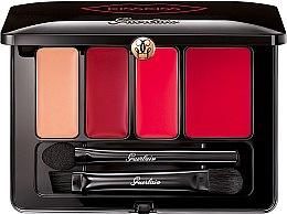 Parfumuri și produse cosmetice Paletă de nuanțe pentru conturarea buzelor - Guerlain KissKiss From Paris Lip Contouring Palette