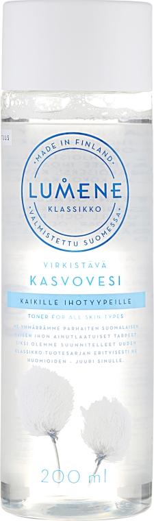 Tonic revigorant pentru față - Lumene Klassikko Refreshing Toner