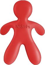 Parfumuri și produse cosmetice Mr&Mrs Fragrance Cesare Peper Mint - Aromatizator auto