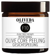 Parfumuri și produse cosmetice Peeling facial - Oliveda F10 Refreshing Olive Core Peeling