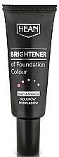 Parfumuri și produse cosmetice Bază de machiaj - Hean Brightener of Foundation Colour