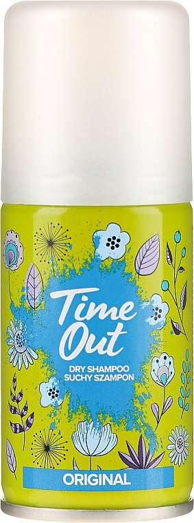 Șampon uscat pentru păr - Time Out Dry Shampoo Original