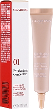 Parfumuri și produse cosmetice Clarins Everlasting Long-Wearing And Hydration Concealer - Concealer