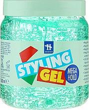Parfumuri și produse cosmetice Гель для моделирования волос - Tenex Styling Wetlook Green Gel