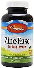"""Parfumuri și produse cosmetice Supliment alimentar """"Zinc"""", aromă de lămâie - Carlson Labs Zinc-Ease"""