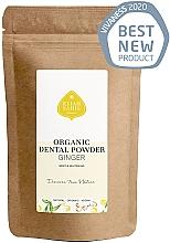 Parfumuri și produse cosmetice Praf organic cu ghimbir pentru dinți - Eliah Sahil (rezervă)