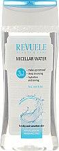 Parfumuri și produse cosmetice Apă micelară - Revuele Micellar Water 3in1 For Dry and Sensitive Skin