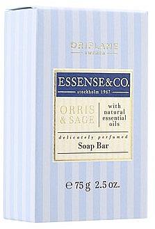 Săpun cu extract de iris și salvie - Oriflame Essense & Co