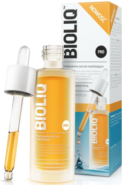 Ser intensiv pentru hidratarea pielii - Bioliq Pro Intensive Moisturizing Serum