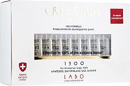 Parfumuri și produse cosmetice Loțiune- concentrat pentru stimularea creșterii părului, bărbați - Crescina HFSC Re-Growth 1300