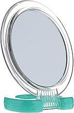 Parfumuri și produse cosmetice Oglindă cosmetică, 5053, verde - Top Choice