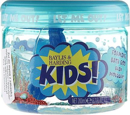 Spumă de baie, pentru copii - Baylis & Harding Kids Goo — Imagine N1