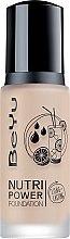 Parfumuri și produse cosmetice Fond de ten - BeYu Nutri Power Foundation Long Lasting