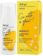 Parfumuri și produse cosmetice Cremă regenerantă cu viatmina C pentru față - Kili·g Woman Vitamin C Regenerating Cream