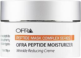 Parfumuri și produse cosmetice Cremă hidratantă pentru față - Ofra Peptide Moisturizer