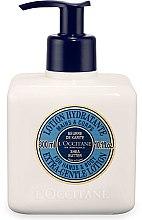 """Parfumuri și produse cosmetice Loțiune hidratantă pentru mâini și corp """"Shea"""" - L'occitane Shea Butter Extra-Gentle Lotion for Hands & Body"""