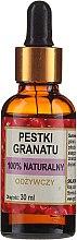 "Parfumuri și produse cosmetice Ulei esențial din ""Rodie"" - Biomika Oil Syberian Granat"