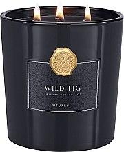 Parfumuri și produse cosmetice Lumânare aromată - Rituals Private Collection Wild Fig Scented