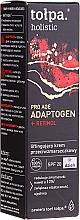 Parfumuri și produse cosmetice Cremă antirid de zi - Tolpa Holistic Pro Age Adaptogen + Retinol Day Lifting Cream