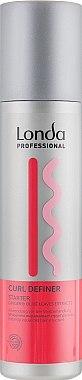 Soluție pentru ondulare permanentă - Londa Professional Curl Definer Starter — Imagine N1